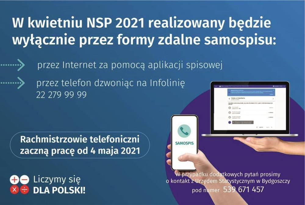 informacja NSP